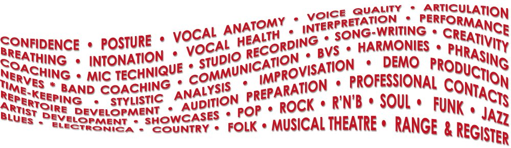 Singing Lessons in the UK