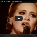 Adele, Brit Awards Vocal Fatigue